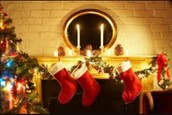 Why do we hang stockings on Christmas?