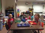Lunch Bunch Crew