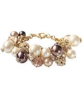 Audrey Cluster Bracelet