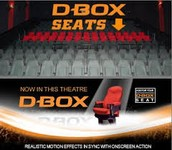 !!D-Box Tickets!!