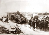 World War 1 Tank