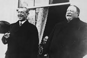 Achievements of President Taft and the election of Woodrow Wilson