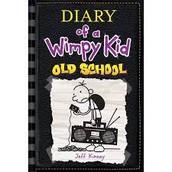 Diary of a Wimpy Kid Old School - Jeff Kinney