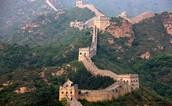 china's wall