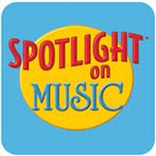 Spotlight On Music With First and Sixth Grade Students