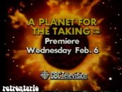 A Planet for The Talking (1985)