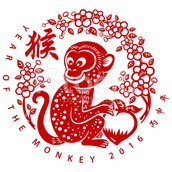 Happy New Year! 2016 is the Year of the Monkey