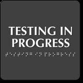 Winter Diagnostic Testing 1/5/16 - 1/12/16