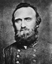 "Robert E Lee's Right Hand Man; Thomas ""Stonewall"" Jackon"