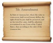 Amendment VII Rights in Civil Cases