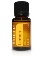 Lemon: 15ml $13.33 retail
