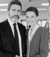 Audrey and Robert