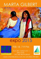EXPO 2015 MARTA GILBERT