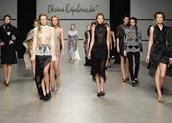 Oksana Karavanska clothing line