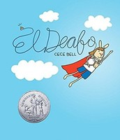 El Deafo by Cece Bell (Graphic Novel)