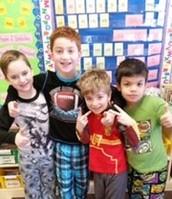 2nd Grade Friends