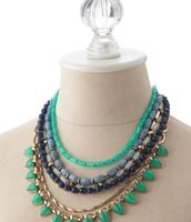 Stone Sutton Necklace