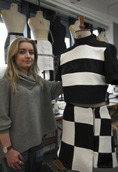 YOUNG DESIGNER IS ONE TO WATCH