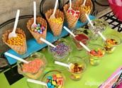4th Grade Ice Cream Party!!
