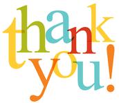 Staff Appreciation!!