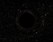 A mysterious black hole
