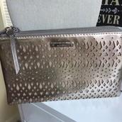 Double clutch metallic- original price $89, sale price $49