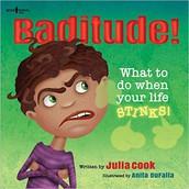 """Baditude"" Books by Julia Cook"