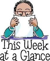 Week of June 1st - June 8th
