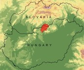 North Hungarian Mountains