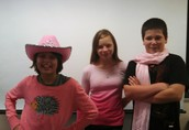 Wednesday 10/29 - Pink-Out Day