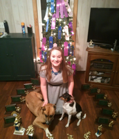 4-H trophy's over 6 years