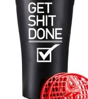 'Get Shit Done' hydracup