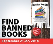 Have you read Challenged or Banned Books?