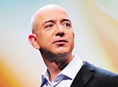 The greatest Pace Setters; Jeff Bezos