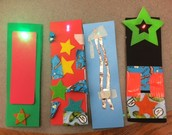 Some of the finished bookmarks!