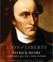 Book about Patrick Henry
