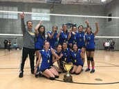 Volleyball Champions!