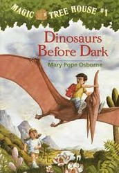 Magic Tree House: Dinosaurs Before Dark- Mary Pope Osborne (1992)
