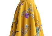 1. Ikebana for All Skirt