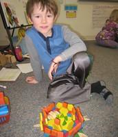 100 Pattern Blocks Creation