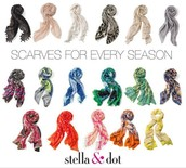 Beautiful SCARVES $59