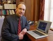 Tim Berners-Lee in 2015