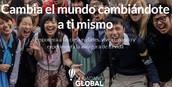Voluntariado Internacional.