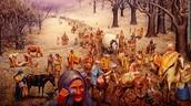 Cherokees on Trail of Tears