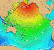 Ocean Wide Tsunami's