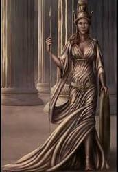 Athena~ The Goddess of wisdom