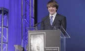 Jack Andraka, 16 years old, is the most recent grand prize winner of the Intel international science and engineering fair.
