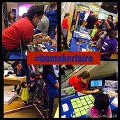 STEM MakerFaire @ Barnes and Noble