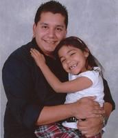 My dad, Tony, and I