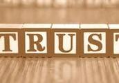 I believe in trust